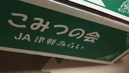 こみつりんご2kg(大阪府泉佐野市ふるさと納税)の感想・評価