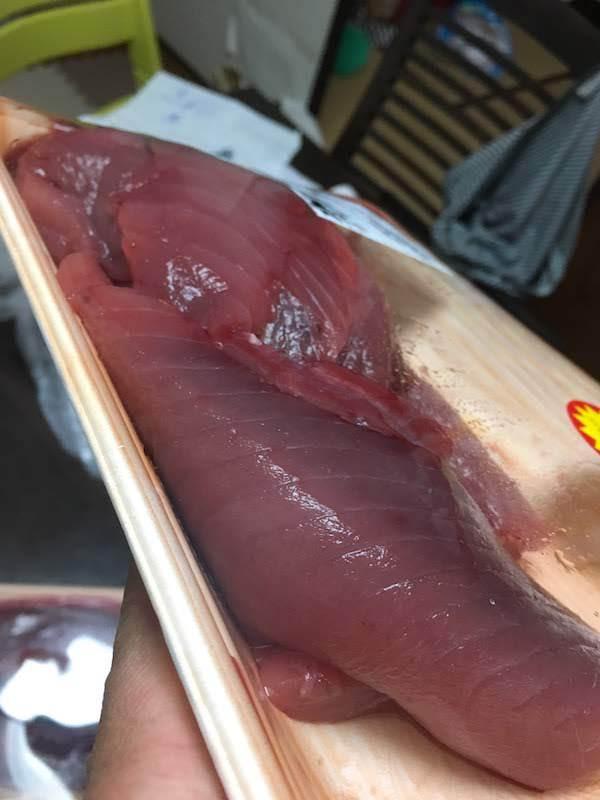 ココスナカムラのきはだまぐろが大量で美味しいのに安くて高コスパ