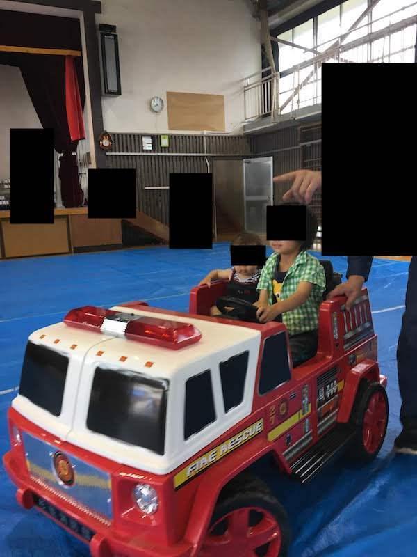 防災・消防フェスタin旧新泉小学校は子連れ家族におすすめである