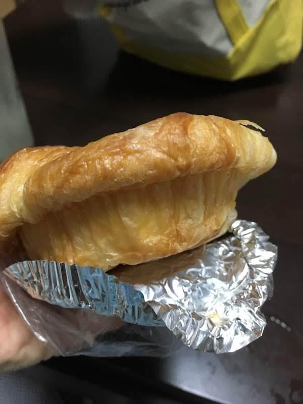 カスタードクリームデニッシュ