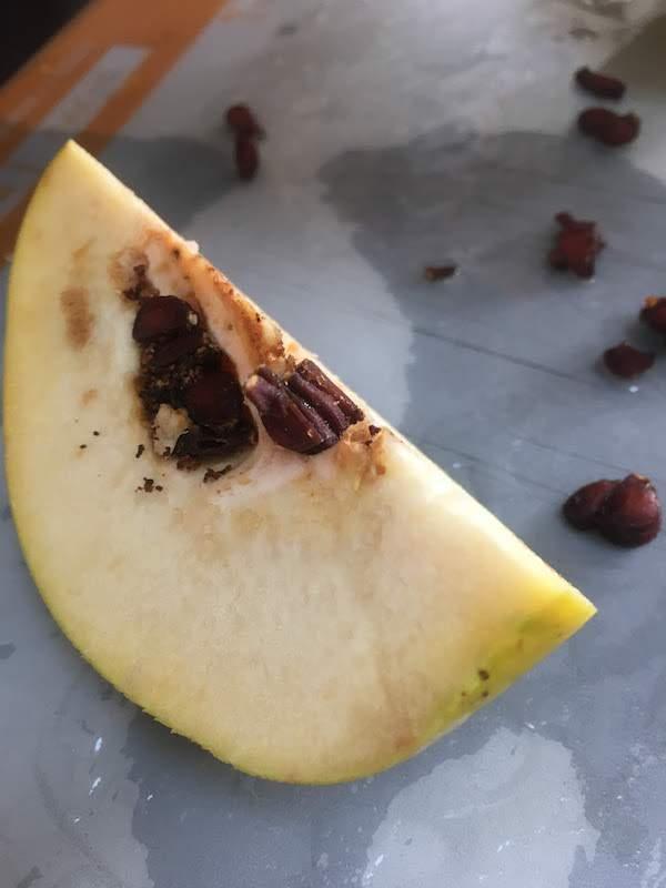 かりんの美味しい食べ方・レシピはカリンゴマきな粉ヨーグルトである
