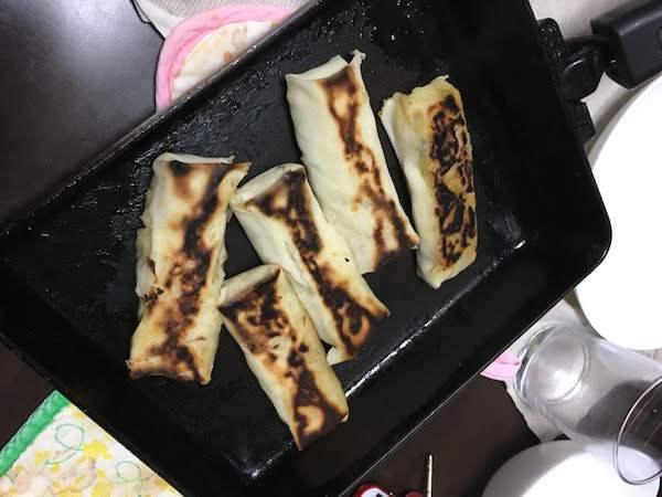 昭和生まれの贅沢春巻(野菜)