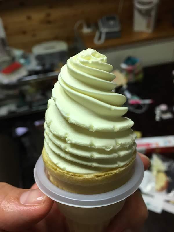 レモン牛乳ソフトアイス(フタバ食品)は美味しいし低価格でおすすめだ