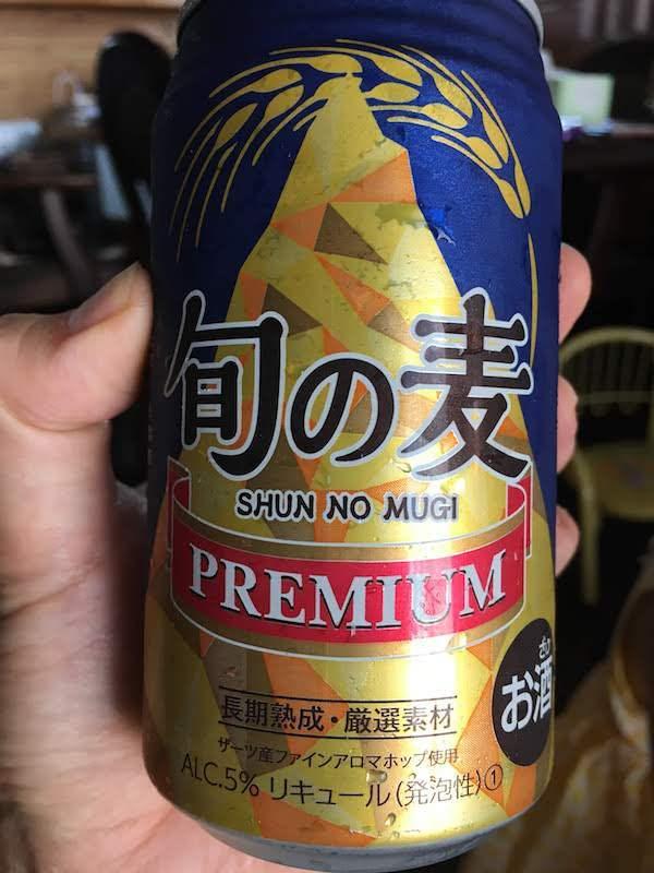 旬の麦プレミアム(株式会社巨林フーズ&リカー)