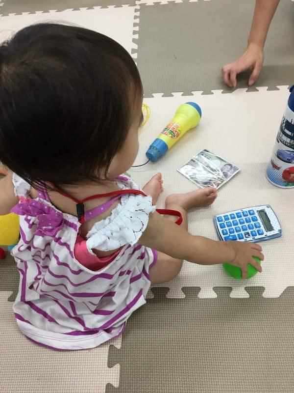 アカチャンホンポTOC店(五反田)の1歳のおたんじょうび会の感想