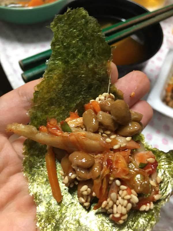 スーパー極上キムチ(北日本フード株式会社)の味・食感等の感想・評価