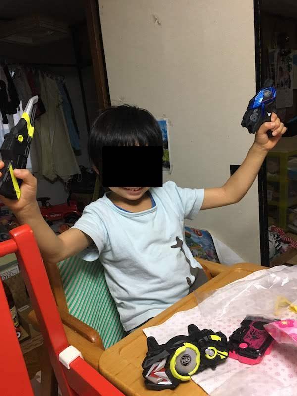 仮面ライダーゼロワン ビッグライズウェポン(バンダイキャンディ)の感想・評価等のレビュー