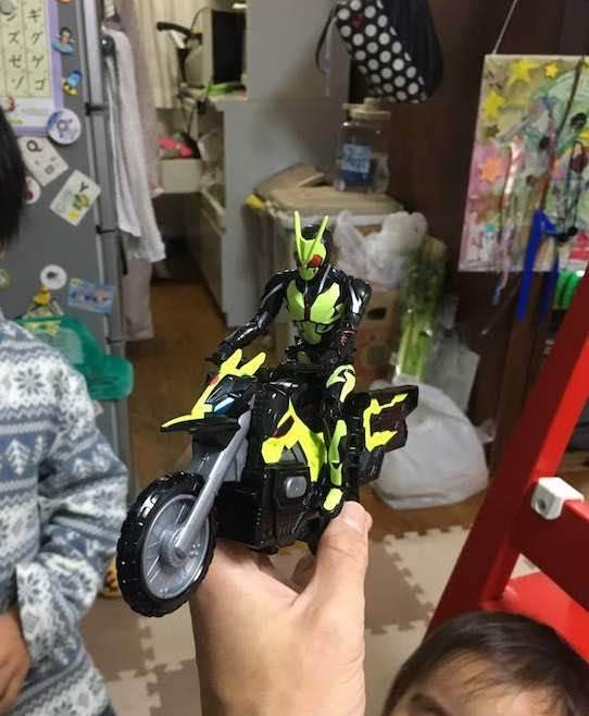 DX飛電ライズフォン